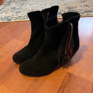 Sam Edelman tassel boots
